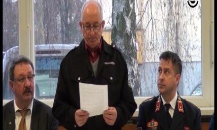Adomány érkezett a Mindszenti Önkéntes Tűzoltókhoz