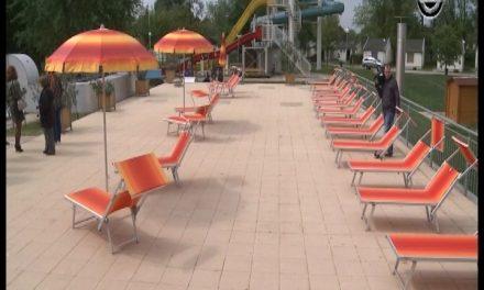 Megkezdődött a nyári szezon a Szentesi Üdülőközpontban