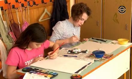 Festőverseny a Kosztában