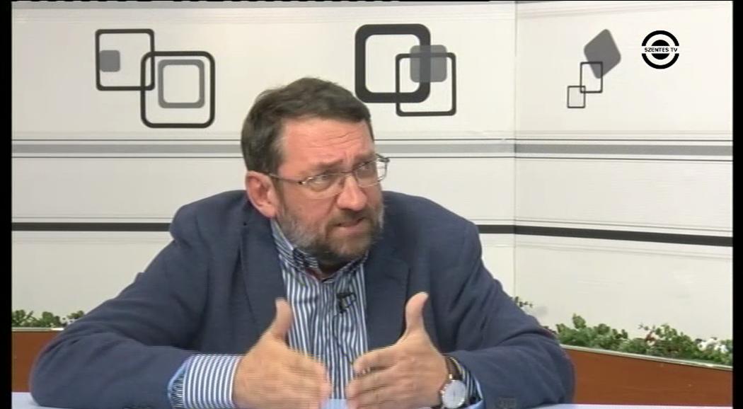 Stúdiónk vendége: dr. Komáromi Zoltán