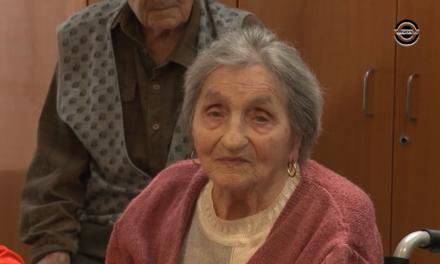 90 éves lett Kulics Sándorné