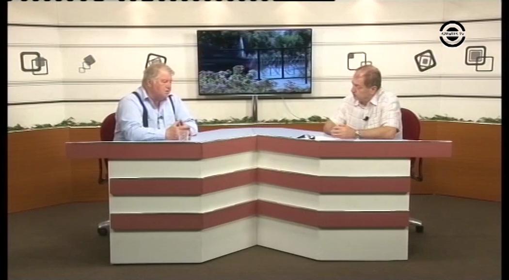 Stúdiónk vendége: Szirbik Imre
