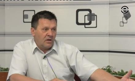 Stúdiónk vendége: Antal-Balázs Tibor
