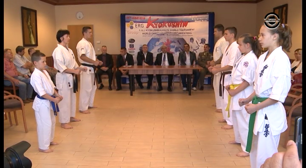Karate VB lesz Szentesen